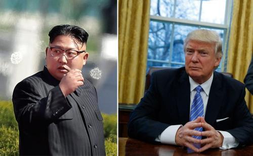 नॉर्थ कोरिया ने अमेरिका के साथ शिखर वार्ता रद्द करने की दी धमकी