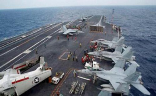 विवादित क्षेत्र दक्षिण चीन सागर में चीन ने तैनात किए बमवर्षक