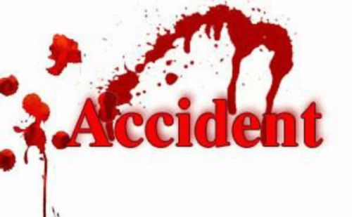 ट्रैक्टर ट्राली और बुलेट गाड़ी की आमने-सामने टक्कर में महिला सहित दो लोगों की मौत