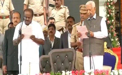 25 मई को CM कुमारस्वामी की सरकार करेगी शक्ति प्रदर्शन