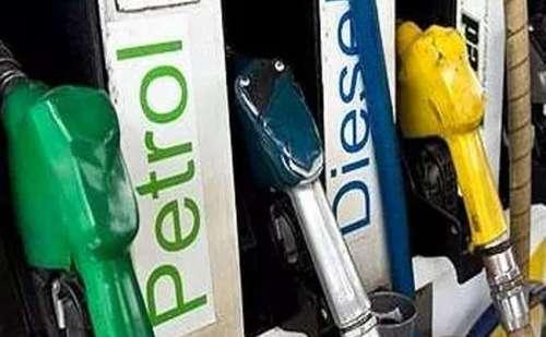 पेट्रोल और डीजल की कीमतों में बढ़ोतरी जारी