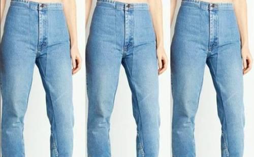 लो जी जीन्स पहनने का आया नया फैशन, अब उल्टी होगी जीन्स
