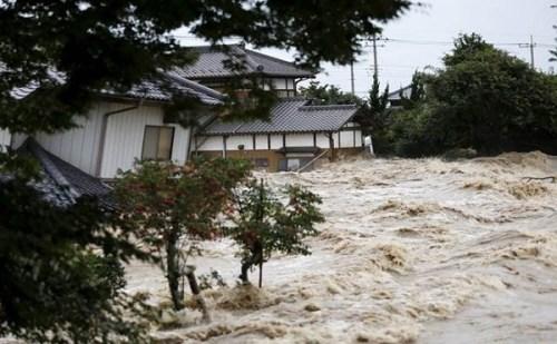 जापान में बारिश का कहर, 49 लोगों की मौत, 48 लापता