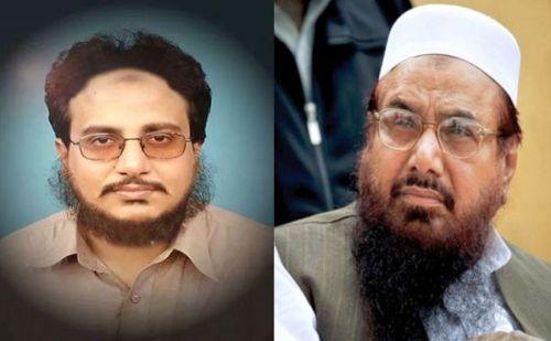 पाकिस्तानी आतंकी हाफिज सईद का बेटा बना आतंकवाद का निशाना