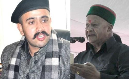 पूर्व मुख्यमंत्री वीरभद्र सिंह के बेटे के खिलाफ आरोप-पत्र दाखिल