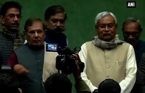 जेडी(यू) की राष्ट्रीय कार्यकारिणी की बैठक, नीतीश कुमार बैठक को करेंगे संबोधित