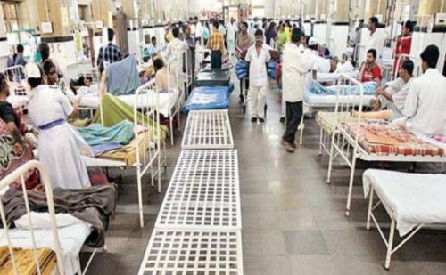 लापरवाही के चलते दिल्ली के MCD अस्पताल में 12 बच्चों की मौत