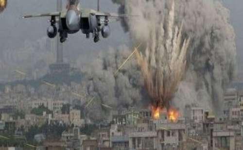 यमन पर हवाई हमले में हुई 17 लोगों की मौत