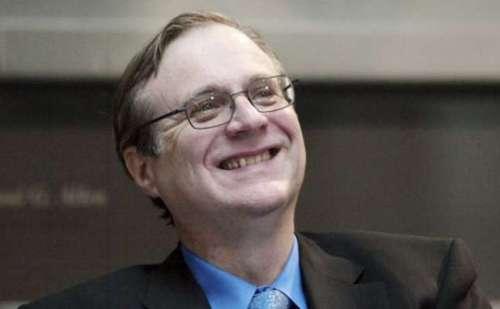 माइक्रोसॉफ्ट के सह-संस्थापक पॉल ऐलन का निधन