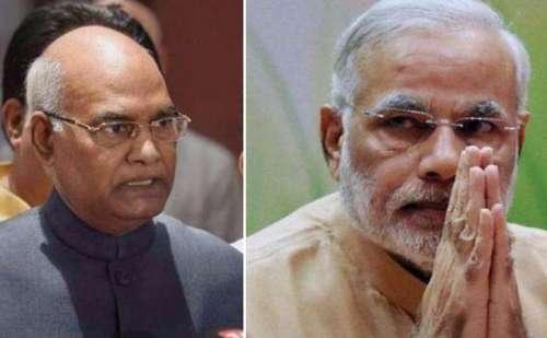 केंद्रीय मंत्री अनंत कुमार के निधन पर PM और राष्ट्रपति ने जताया शोक