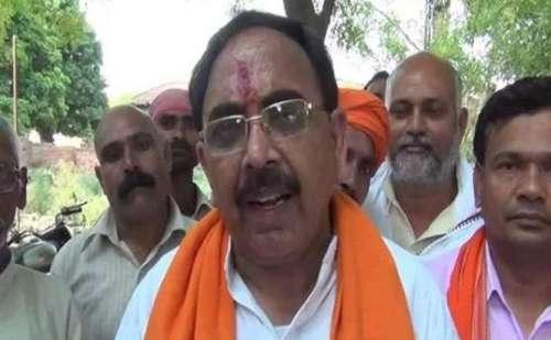 राम मंदिर भाजपा का चुनावी मुद्दा नहीं है : महेन्द्र नाथ पांडेय