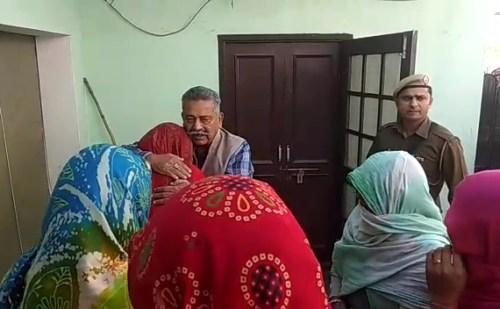 पंचकूला में बुजुर्ग महिला उसके दो पुत्र और पोती का मर्डर