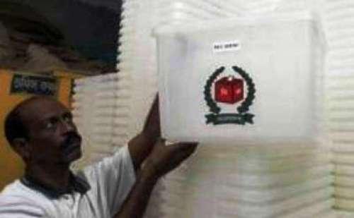 बांग्लादेश: आमचुनावों के लिए मतदान शुरु, कड़ी सुरक्षा के बीच मतदान