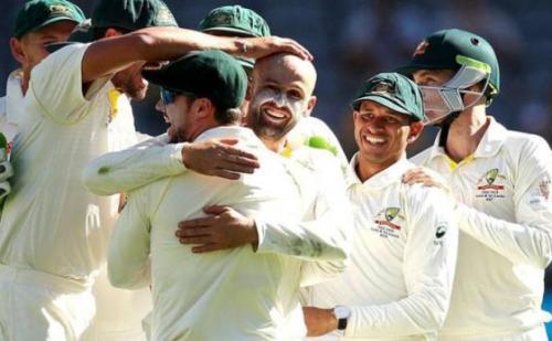 ऑस्ट्रेलिया ने भारत से 146 रनों से जीता पर्थ टेस्ट मैच