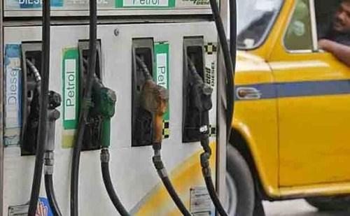 पेट्रोल डीजल के दामों में बढ़ोतरी का सिलसिला जारी