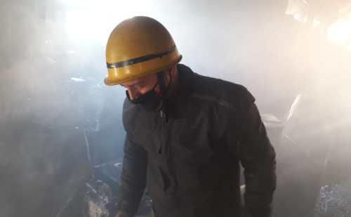 शिमला कैंसर अस्पताल के एचओडी के घर में लगी आग