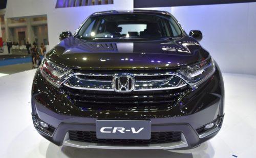 नई जनरेशन होंडा CR-V भारतीय बाजार में अक्टूबर 2018 को होगी लॉन्च