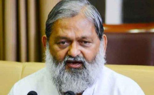 हरियाणा कांग्रेस के दिग्गजों पर मंत्री अनिल विज का वार, बताया लंगड़ा घोड़ा