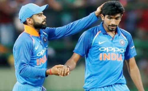बुमराह टीम के चैंपियन: कप्तान  विराट कोहली