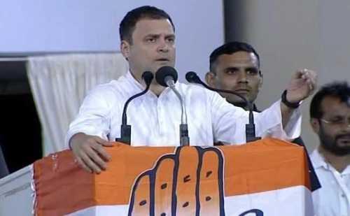 रैली के बाद शहीदों के परिजनों से मुलाकात करेंगे कांग्रेस अध्यक्ष राहुल गांधी