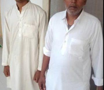 हरियाणा के चरखी दादरी में पाकिस्तानी बताकर मुस्लिम पिता-पुत्र की जबरन कटवाई दाढ़ी