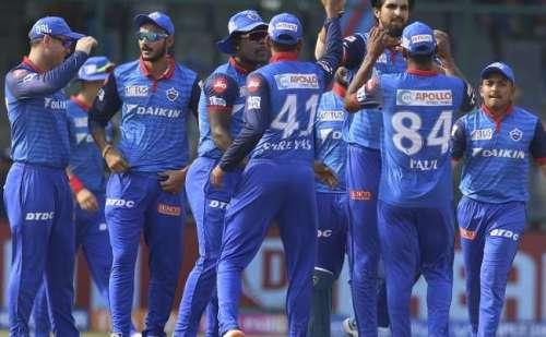 दिल्ली कैपिटल्स ने राजस्थान रॉयल्स को 5 विकेट से हारकर IPL-2019 से किया बाहर