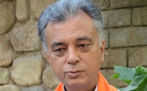 विधायक अनिल शर्मा की सरकार से सीधी बात, पहले रहने की व्यवस्था करें तभी खाली करूंगा मंत्री आवास