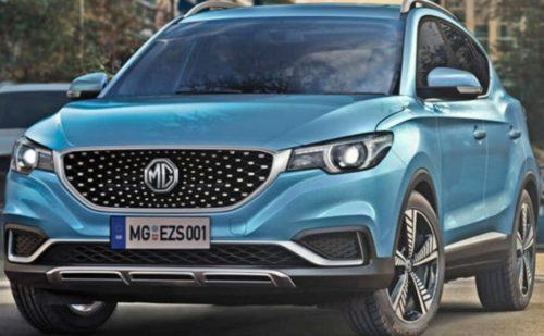 MG Motor इंडिया प्राइवेट लिमिटेड ने भारत में लॉन्च की अपनी पहली SUV
