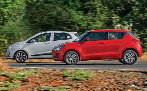 Grand i10 Nios vs Swift जानिए कौन सी कार है बेहतर