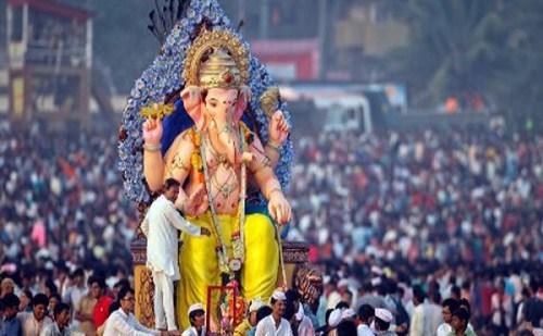 देशभर में गणपति बप्पा का आज विसर्जन, लोग मना रहे हैं इको-फ्रेंडली गणेशोत्सव