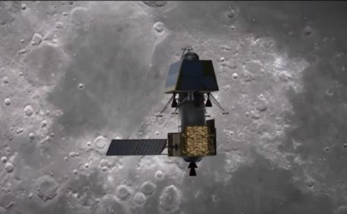 आज चांद की सतह पर उतरेगा चंद्रयान-2, PM मोदी पहुंचेंगे ISRO