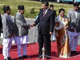 चीन ने नेपाल में बड़े निवेश का किया ऐलान,बॉर्डर से काठमांडू तक सड़क बनाएगा चीन