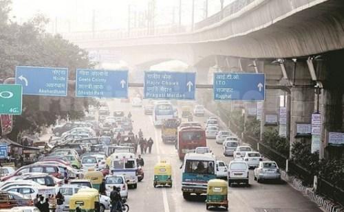 दिल्ली में आज से ऑड ईवन फार्मूला शुरू