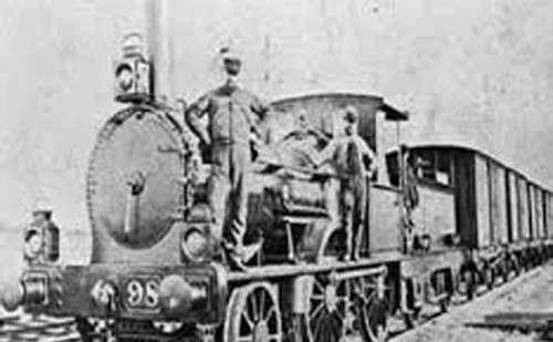 जानिए विश्व की प्रथम रेलगाड़ी कब और कहां से कहां तक चली