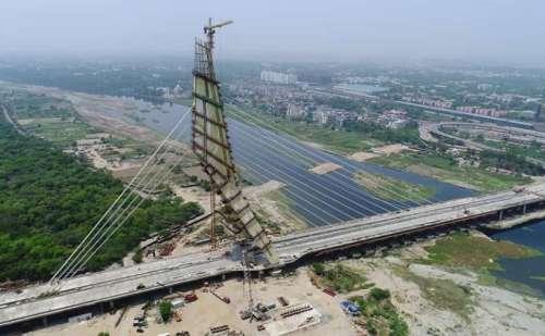 आज से 10 दिनों के लिए बंद रहेगा दिल्ली का सिग्नेचर ब्रिज, जानिए वजह