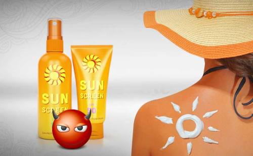 क्या आप भी करती है सनस्क्रीन लोशन का इस्तेमाल तो हो जाइए सावधान, पढ़े पूरी खबर