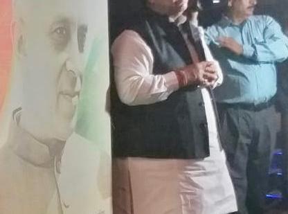 """राजस्थान के हेल्थ एंड फॅमिली वेलफेयर मंत्री ने """"बाल दिवस"""" पर आयोजित """"सुपर 30"""" की विशेष स्क्रीनिंग के दौरान बच्चों को किया संबोधित"""
