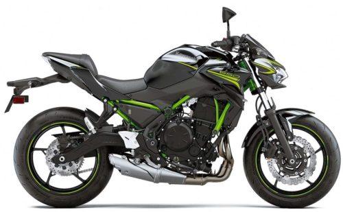 2020 Kawasaki Z650 BS6 भारत में हुई लॉन्च,कीमत है इतनी