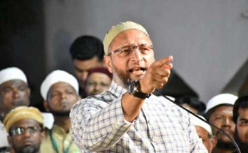 जामिया पर नेताओं की सियासत शुरू, असदुद्दीन ओवैसी ने दिया बयान
