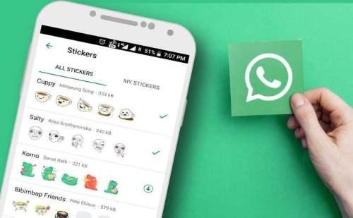 स्टिकर्स लवर्स के लिए अच्छी ख़बर, वॉट्सऐप पर बदला Sticker भेजने का तरीका