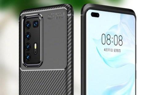 Huawei P40 Pro के रेंडर्स हुए लीक,देखिए फोन में क्या है खास