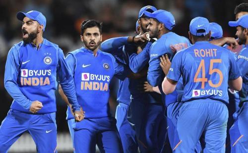 Ind vs NZ: सुपर ओवर में फिर कीवी ढेर, इंडिया ने सीरीज में बनाई 4-0 की बढ़त
