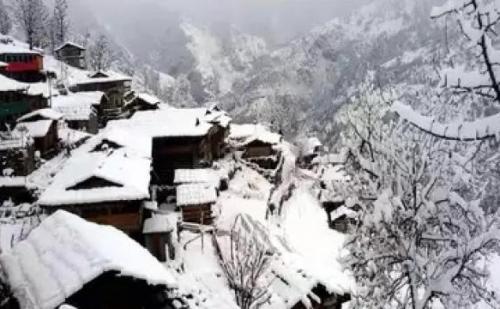 उत्तराखंड: मौसम विभाग ने जारी किया अलर्ट, 16 को भारी बारिश और बर्फबारी की आशंका