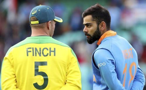 ऑस्ट्रेलिया ने भारत को मुंबई वनडे में 10 विकेट से हराया