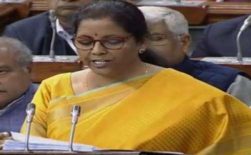 Union Budget 2020: वित्त मंत्री ने बजट में महिला किसानों के लिए 'धन्य लक्ष्मी' योजना का ऐलान किया