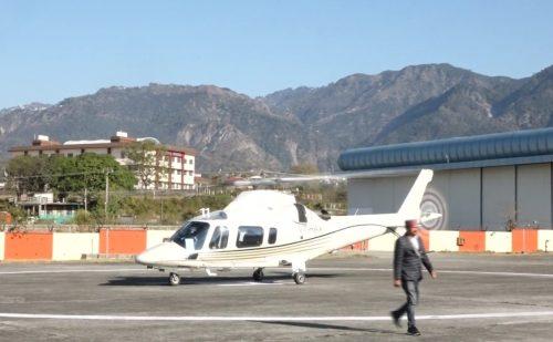 उत्तराखंड में घूमने वाले पर्यटकों के लिए खुशखबरी, हेलीपैड से उड़ान योजना आज से शुरु