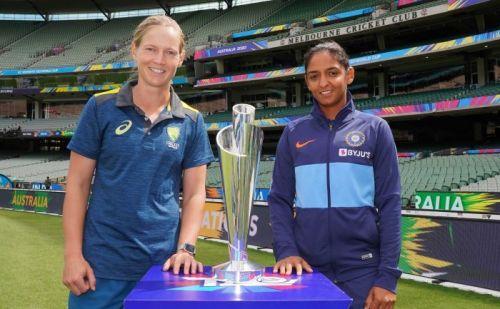 IND W vs AUS W T20: भारत को 185 रनों का टारगेट, 8 रन पर लगे 2 झटके, शुरूआत खराब