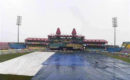 IND vs SA: धर्मशाला में बारिश का सिलसिला जारी, रद्द हो सकता है मैच