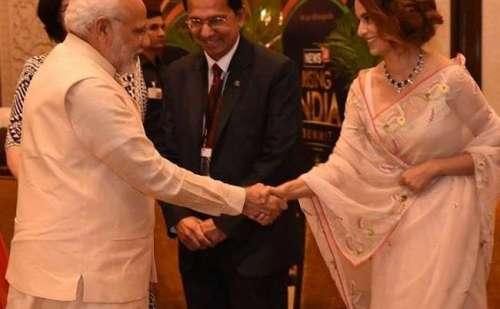 प्रधानमंत्री मोदी का 70वां जन्मदिन आज, कंगना रनौत ने इस खास अंदाज में दी बधाई