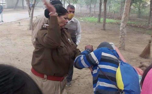 छात्राओं को फ्रेंडशिप का ऑफर दे रहा था युवक, 'लेडी सिंघम' ने ऐसे उतारा आशिकी का भूत !